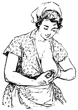 Вытягивание Сосков При Беременности
